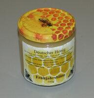 Bienenhonig aus eigener Imkerei, echter deutscher Honig