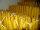 Bienenwachs Wabenkerze 135 x 30 Flach