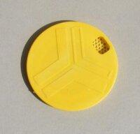 Runde Bienenflucht Ø11,5cm aus Kunststoff, mit 2 Ausgänge
