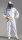 """Imker-Schutzanzug """"ASTRONAUTA"""", weiß, 6 Taschen, mit Glasfaserschleier, Größe XL"""