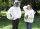 """Imker-Weste """"ASTRONAUTA"""", weiß, 4 Taschen, mit Glasfaser-Schutzmaske, Größe L"""