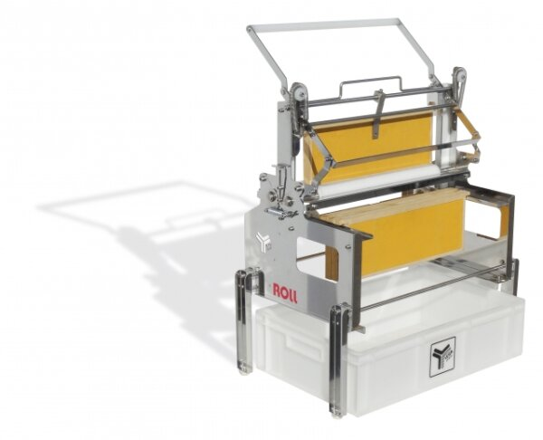 Entdecklungsmaschine für Honigwaben verschiedenen Wabenmaße
