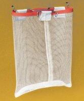 Korb aus Nylon-Netz 250x370mm, für tangentiale...