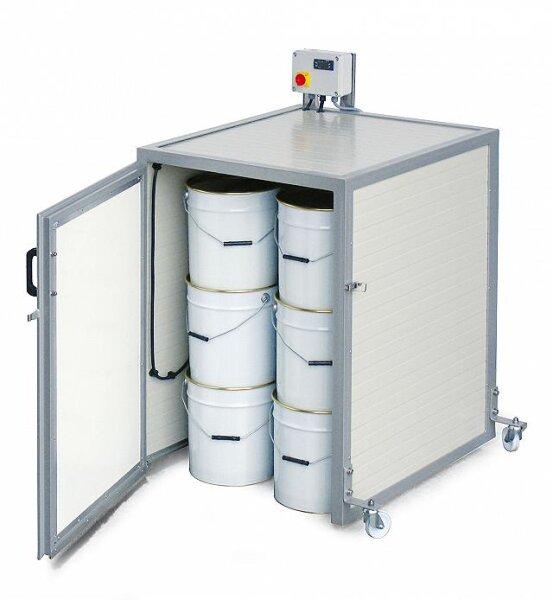 Kleine Honig Wärme-Kammer, für Verflüssigung des Honigs, Elektrisch beheizt