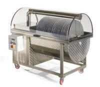 Honigtrockner, zur Reduzierung des Wassergehaltes im Honig, mit Edelstahlscheiben für 300kg Honig