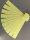 Schwefelschnitten 10 Stück Einzellstreifen nicht Tropfend zur Desinfizierung und Schädlingsbekämpfung