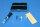 Honig Refraktometer mit LED Beleuchtung