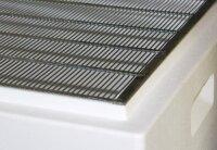 Metall Absperrgitter Rundgitter für 11er Normalmaßbeuten 393x395mm