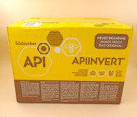 Apifonda Bienenfutterteig Portionspackungen 5 x 2,5kg im Karton