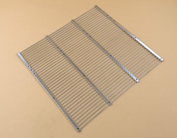 Metall Absperrgitter Rundgitter Mini Plus 252x232mm