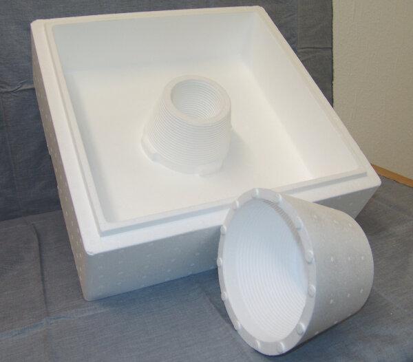 Segebereger Futterzarge mit Mittelaufstieg 15 Liter