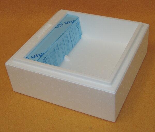 Mini Plus Futterzarge mit seitlichen Aufstieg 2,5 Liter