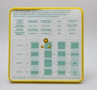 Dochtpapiere für Liebig Verdunster / Dispenser