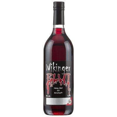 Wikinger-Blut 0,75 Liter Flasche