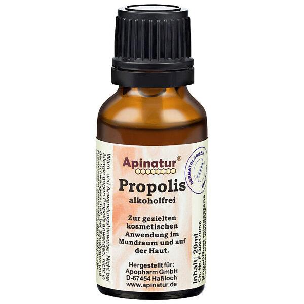 Propolis alkoholfrei, in Glycerin gelöst, 20ml