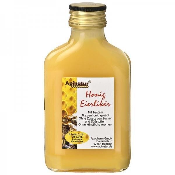 Honig-Eierlikör mit Akazienhonig 100ml Taschenflasche
