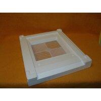Combi Beutenboden mit Gitterplatte, eine Beute alle Rähmchenmaße