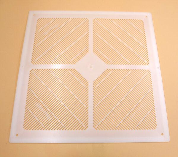 Gitterplatte mit Klebestreifen für Segeberger Böden Ersatzteil
