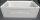 Flachzarge für Dadant-Blatt Ablegerkasten Honigraum oder Mini-Plus von Stehr