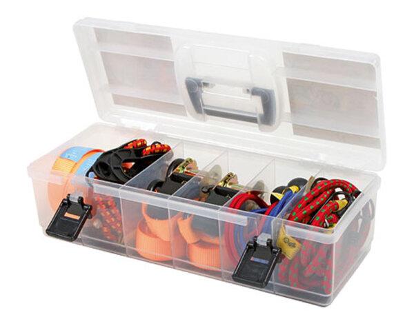 Zurrgurt Set 16-teilig mit Transportbox