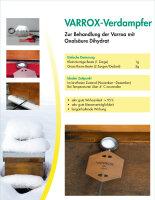 Varrox Verdampfer 12 Volt 150 Watt zur Behandlung von Bienenvölkern gegen Varroamilben